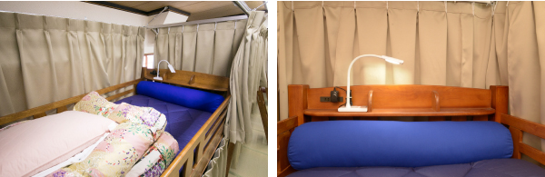 Type2Shared Dormitory with Bunk Beds